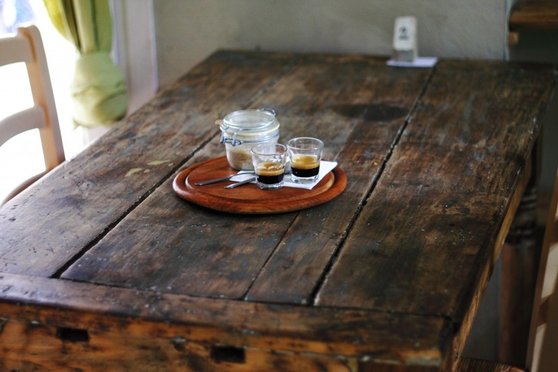 rustic-table-wooden-coffee-hospitality-simple