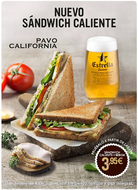SándwichPavoCalifornia