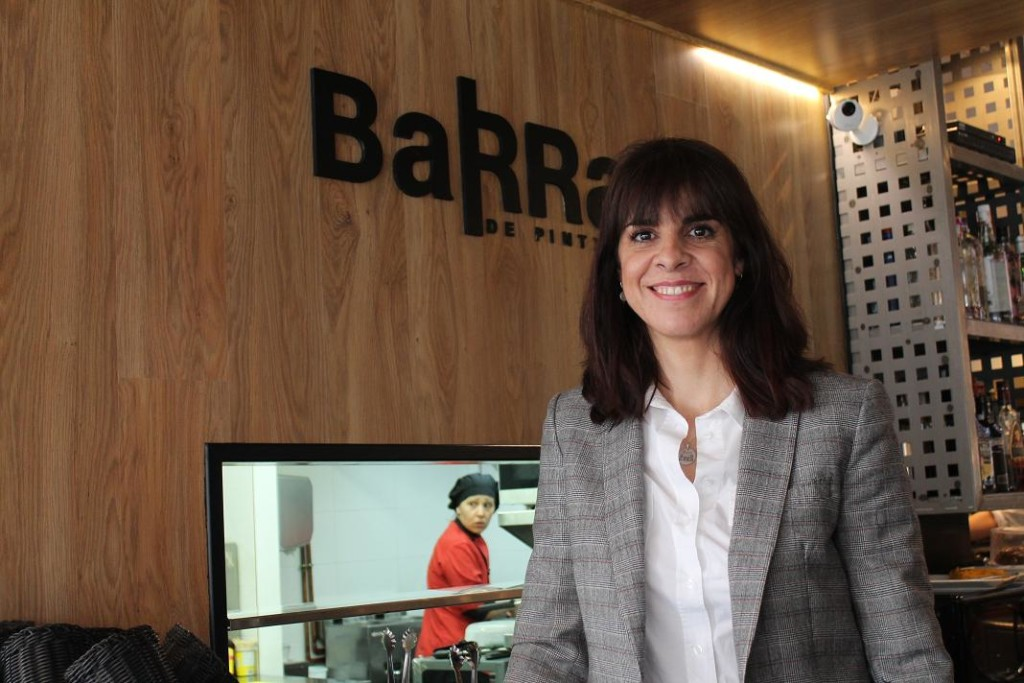 Virginia Donado, directora general de BaRRa de Pintxos.