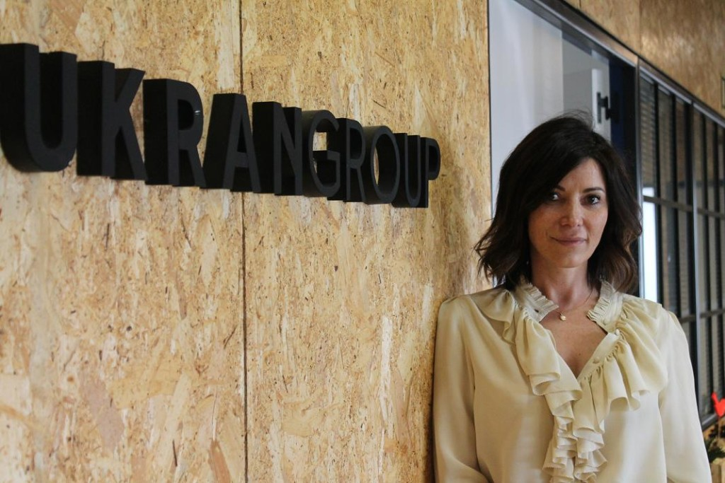 Patricia Gallego, CEO de Shukran Group