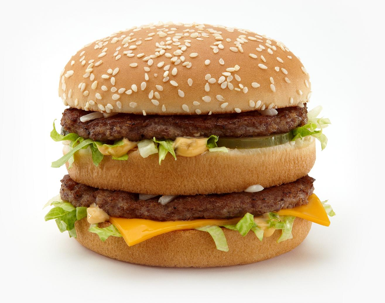El Big Mac de McDonald's cumple medio siglo de vida.