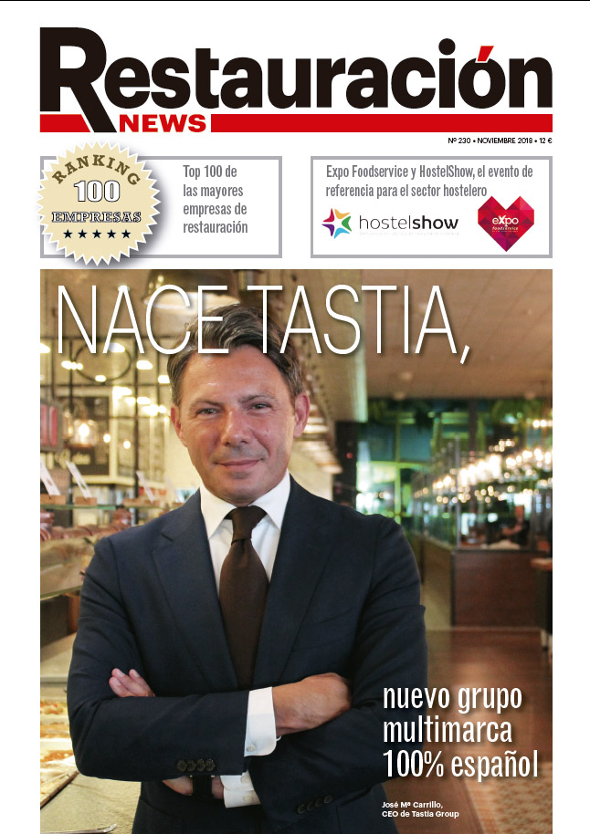Revista RESTAURACION NEWS