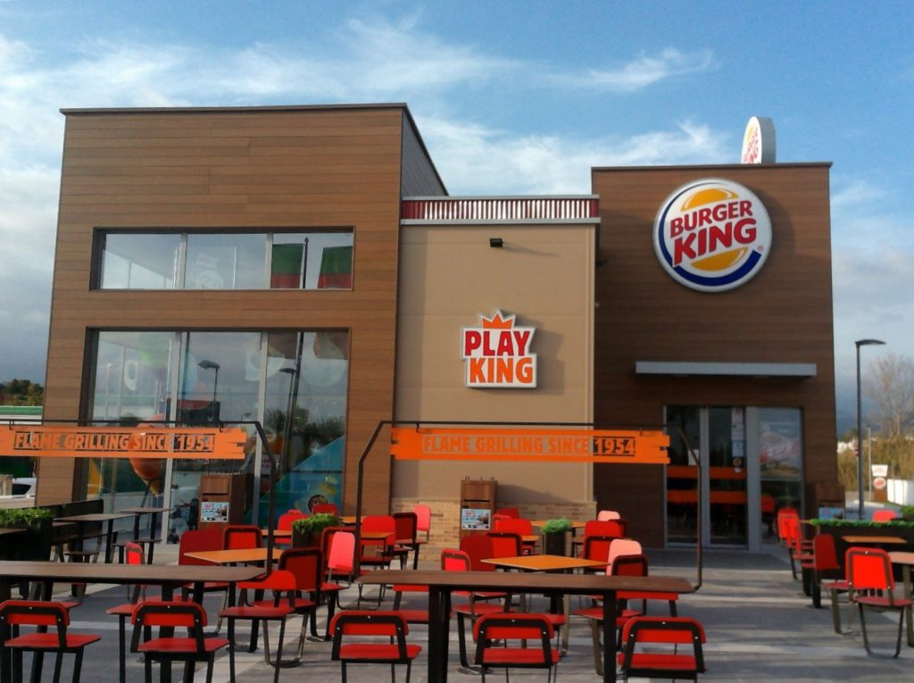 burger king estepona